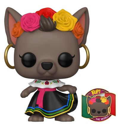 Funko Pop! Around The World Rosa