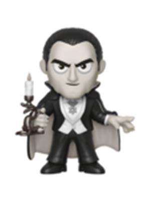 Mystery Minis Universal Monsters Dracula holding a candle (Black White)