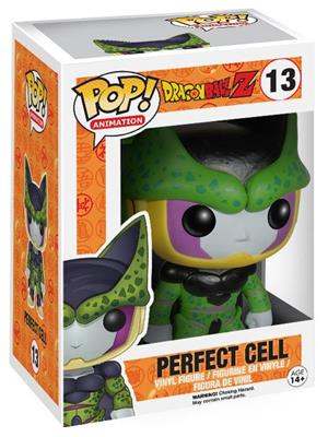 Funko Pop! Animation Perfect Cell Stock