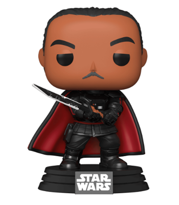 Funko Pop! Star Wars Moff Gideon with Dark Saber