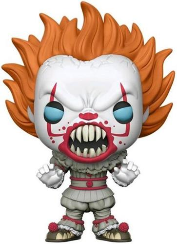 Funko Pop! Movies Pennywise (w/ Teeth) - Blue Eyes Icon