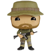 Funko Pop! Games Capt. John Price