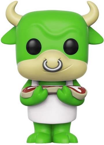 Funko Pop! Funko T-Bone (Green)