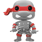 Funko Pop! Television Raphael (Grayscale)