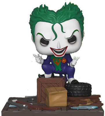 Funko Pop! Heroes The Joker (Hush)