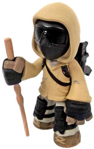 Mystery Minis Walking Dead Series 4 Morgan (Hooded)