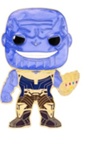 Funko Pop! Pins Thanos Pin Icon