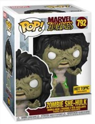 Funko Pop! Marvel Zombie She-Hulk Stock