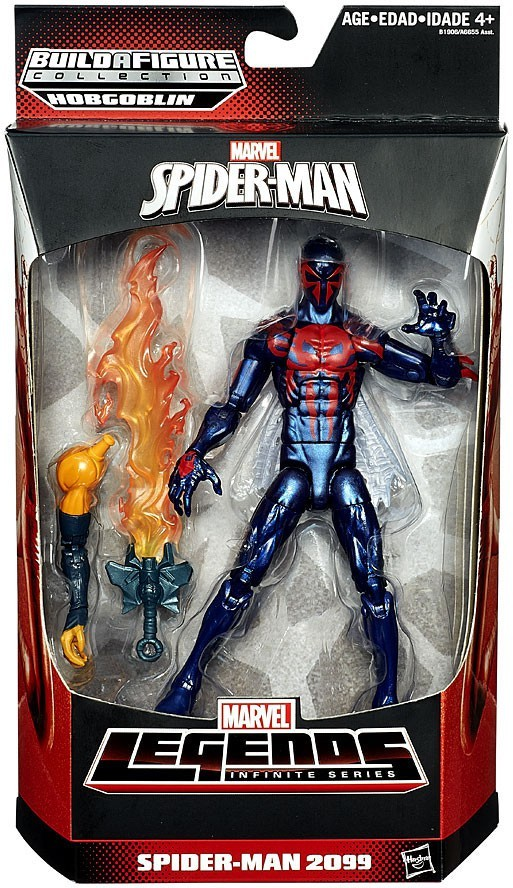Marvel Legends Hobgoblin Series Spider-Man 2099