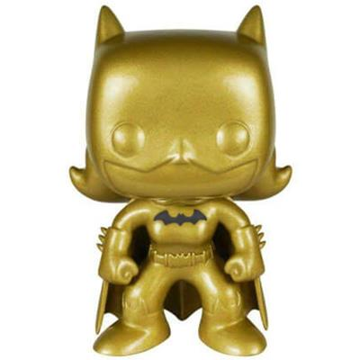 Funko Pop! Heroes Batgirl (Gold) - Black Bat