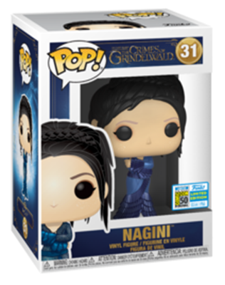 Funko Pop! Fantastic Beasts Nagini Stock Thumb