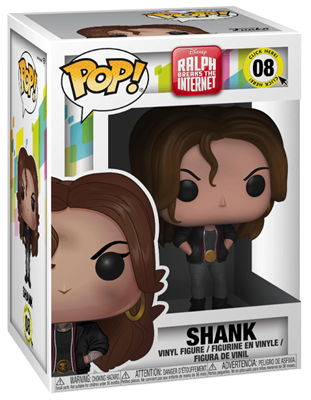 Funko Pop! Disney Shank Stock