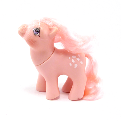 My Little Pony Year 03 Baby Cotton Candy