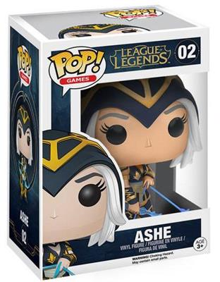 Funko Pop! League of Legends Ashe Stock