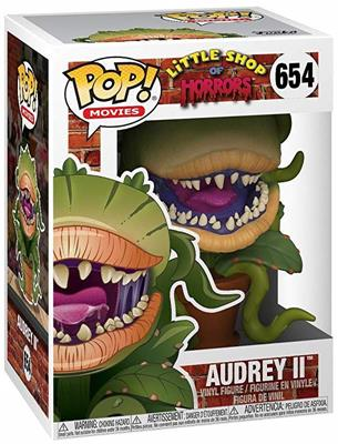 Funko Pop! Movies Audrey II Stock