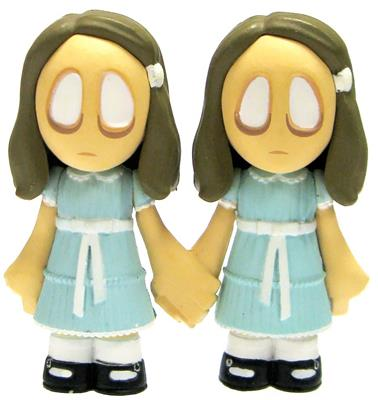 Mystery Minis Horror Series 3 The Grady Twins Stock