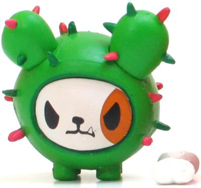Tokidoki Cactus Pups Series 1 Bastardino Jr Icon