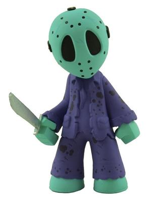 Mystery Minis Horror Series 1 Jason Voorhees (Glow) Stock Thumb
