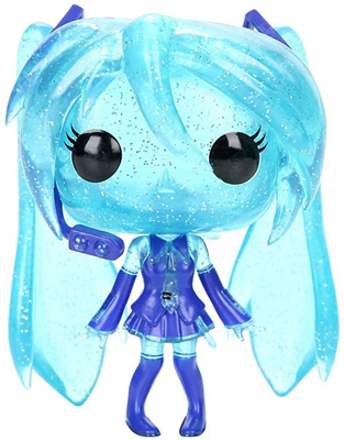 Funko Pop! Rocks Hatsune Miku (Crystal)