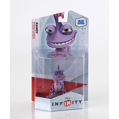 Disney Infinity Figures Monsters Inc. Randy Stock