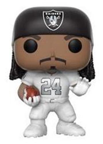 Funko Pop! Football Marshawn Lynch (Alternate Uniform)