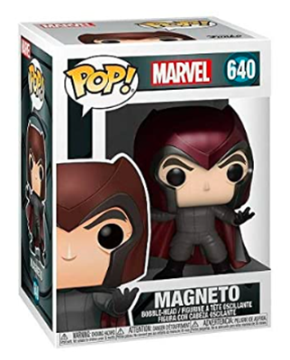 Funko Pop! Marvel Magneto Stock Thumb