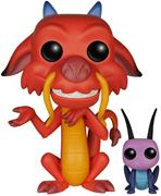 Funko Pop! Disney Mushu & Cricket