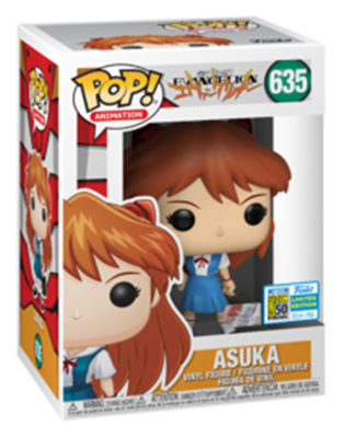 Funko Pop! Animation Asuka (Evangelion) Stock
