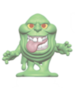 Mystery Minis Ghostbusters Translucent Slimer