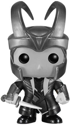 Funko Pop! Marvel Loki (B&W)