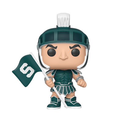 Funko Pop! College Mascots Sparty (Michigan State University)