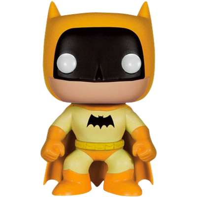 Funko Pop! Heroes Batman (Rainbow) - Yellow Icon