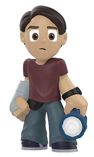 Mystery Minis IT Eddie w/ flashlight Icon