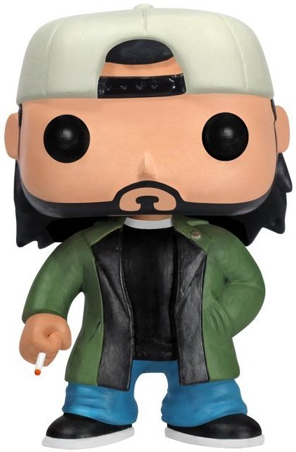 Funko Pop! Movies Silent Bob Icon