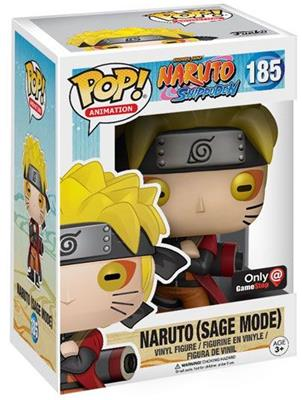 Funko Pop! Animation Naruto (Sage Mode) Stock