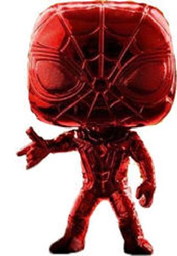 Funko Pop! Marvel Iron Spider (Chrome Red)