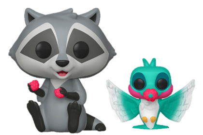 Funko Pop! Disney Meeko with Flit