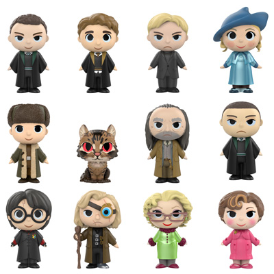 Mystery Minis Harry Potter Series 3 Tom Riddle Sepia