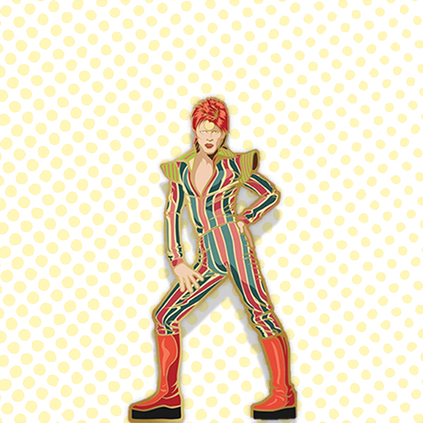 FiGPin Bowie