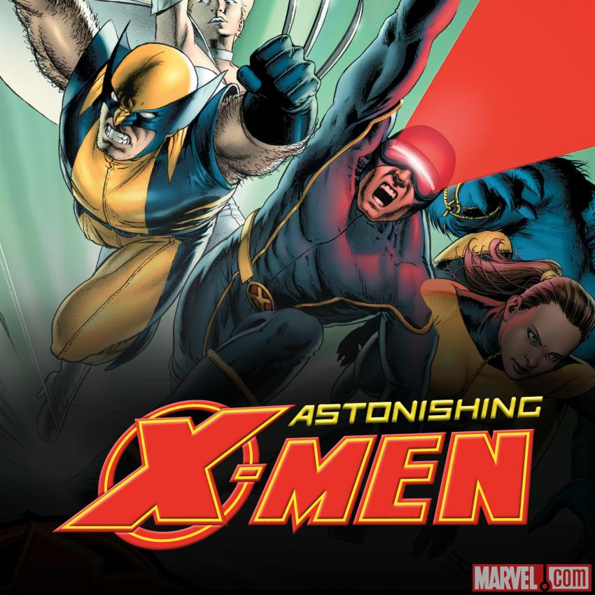 Marvel Comics Astonishing X-Men (2004 - 2013)