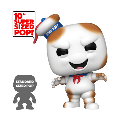 Funko Pop! Movies Burnt Stay Puft (10 inch) Icon