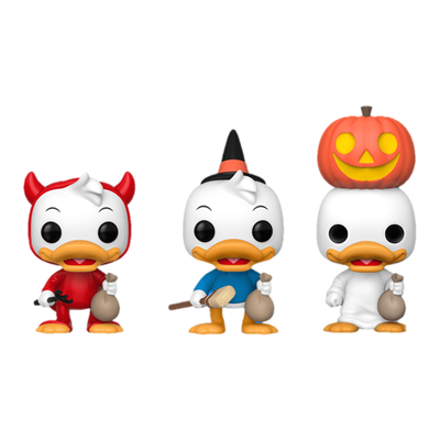 Funko Pop! Disney Huey, Dewey & Louie 3-Pack