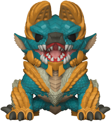 Funko Pop! Games Zinogre Icon