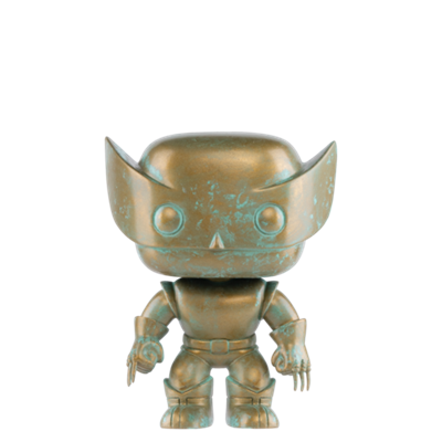 Funko Pop! Marvel Wolverine Patina Icon