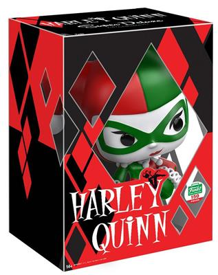 Funko - Other Super Deluxe Harley Quinn (Holiday) Stock