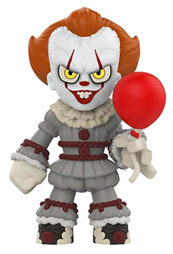Mystery Minis IT Pennywise w/ balloon