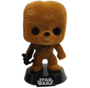 Funko Pop! Star Wars Chewbacca (Flocked)