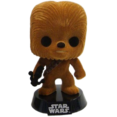 Chewbacca (Flocked)