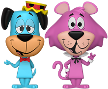 Vynl All Huckleberry Hound + Snagglepuss