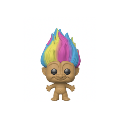 Funko Pop! Trolls Rainbow Troll Icon